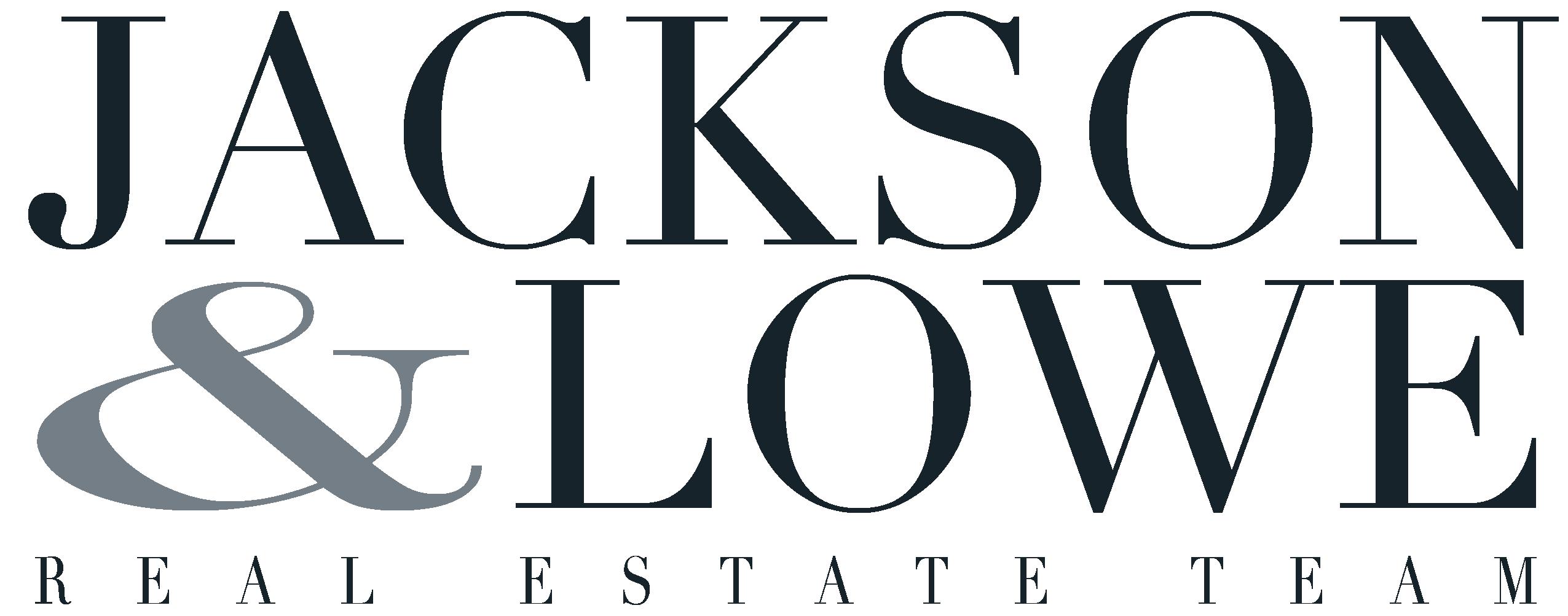 Jackson And Lowe Real Estate Team